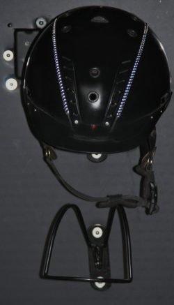 Dettaglio porta casco Baule per equitazione Big Opplà Grande